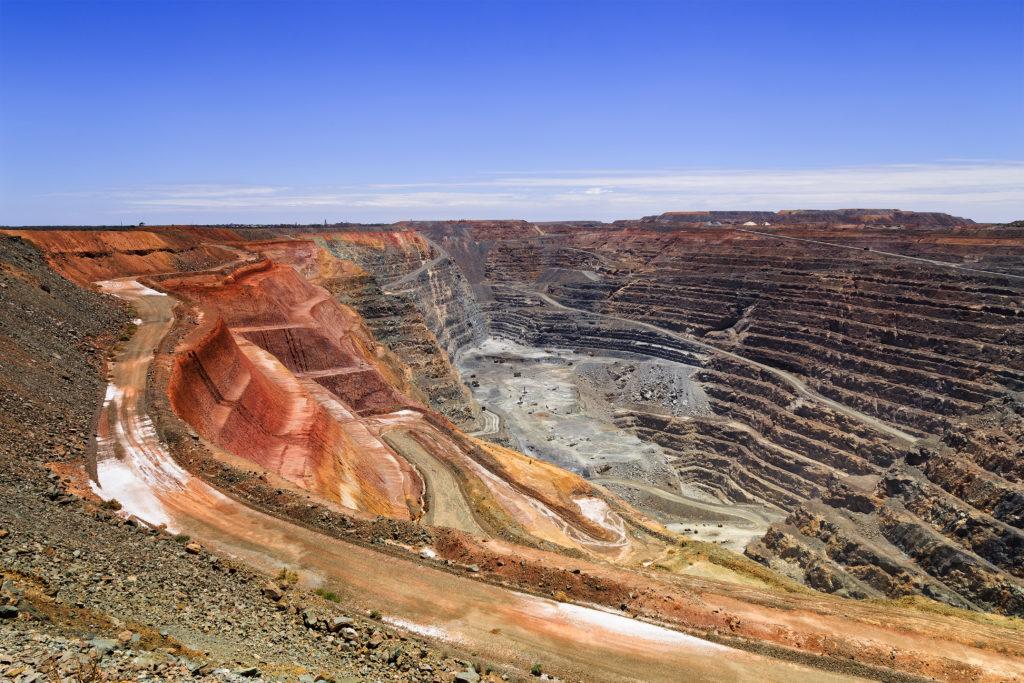 Miniera Australia