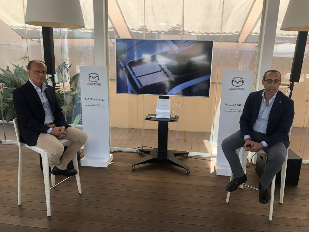 Roberto Pietrantonio e Claudio Di Benedetto
