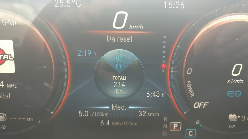 Mercedes A 250e EQ Power