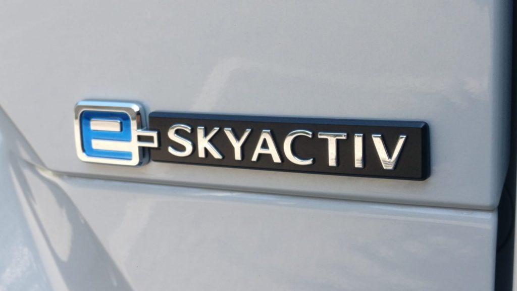 E-Skyactiv Mazda MX-30 elettrica