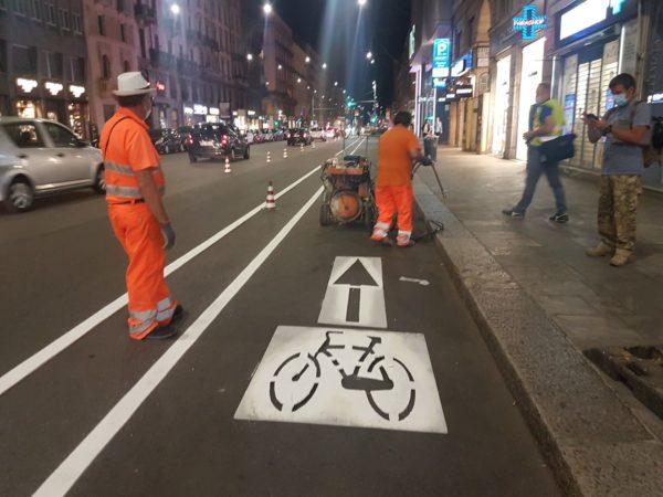 Mobilità e immobilità ciclabile Buenos Aires