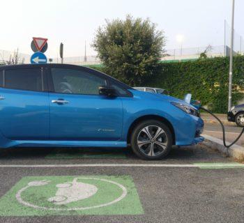 Nissan Leaf e+, partire prima per andare più forte e lontano
