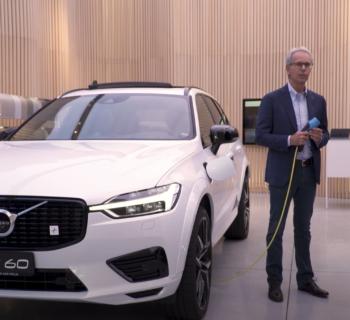 Dialogo sulla sostenibilità con Michele Crisci presidente Volvo Italia