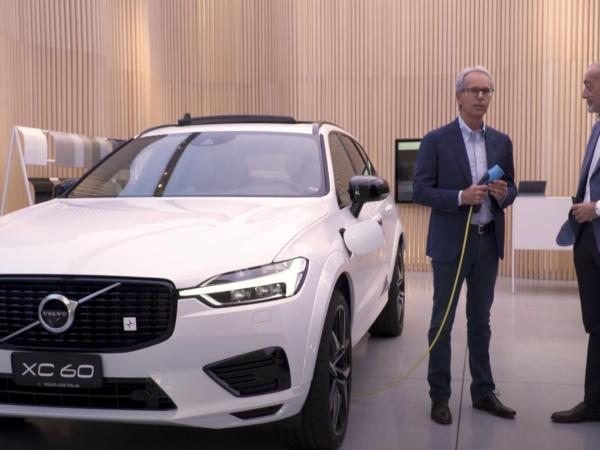 Dialogo sulla sostenibilità Volvo