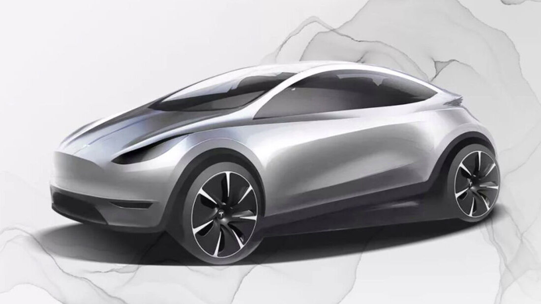 La piccola Tesla Model 2 sarà pronta già entro il 2021