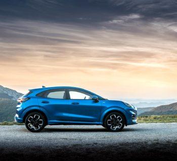 Ford Puma, l'auspicabile leggerezza dell'ibrido