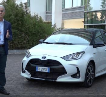 Toyota Yaris Hybrid, video spiegazione del nuovo sistema ibrido