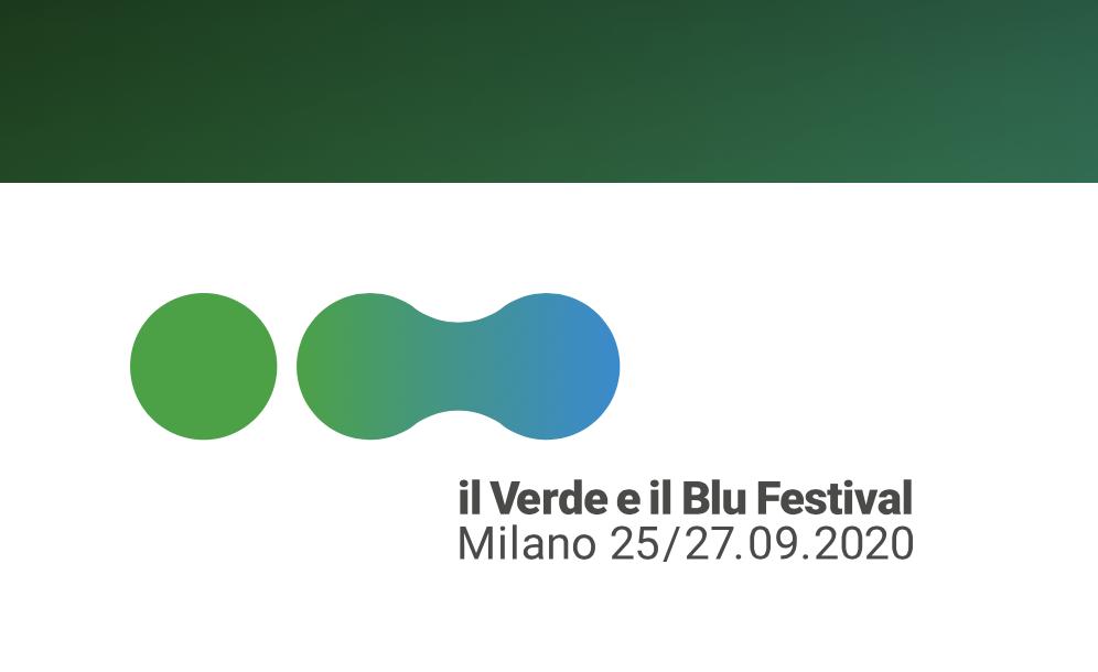 Verde e Blu Festival a Milano dal 25 al 27 settembre