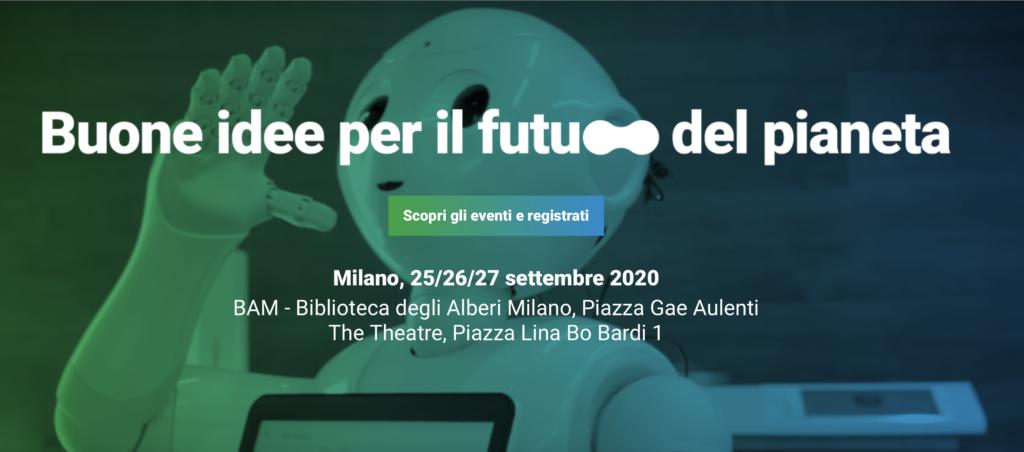 Titolo verde e blu festival 2020