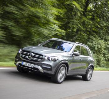 Mercedes GLE plug-in hybrid, 100 chilometri di autonomia in elettrico. Sarà vero?