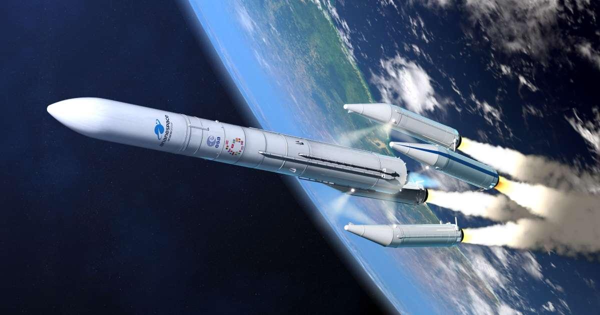 Engie e Ariane, l'idrogeno liquido dei missili per i trasporti del futuro