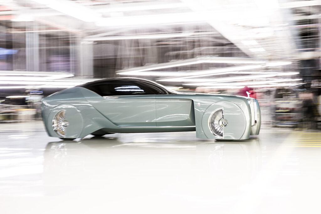 Rolls-Royce Vision Next