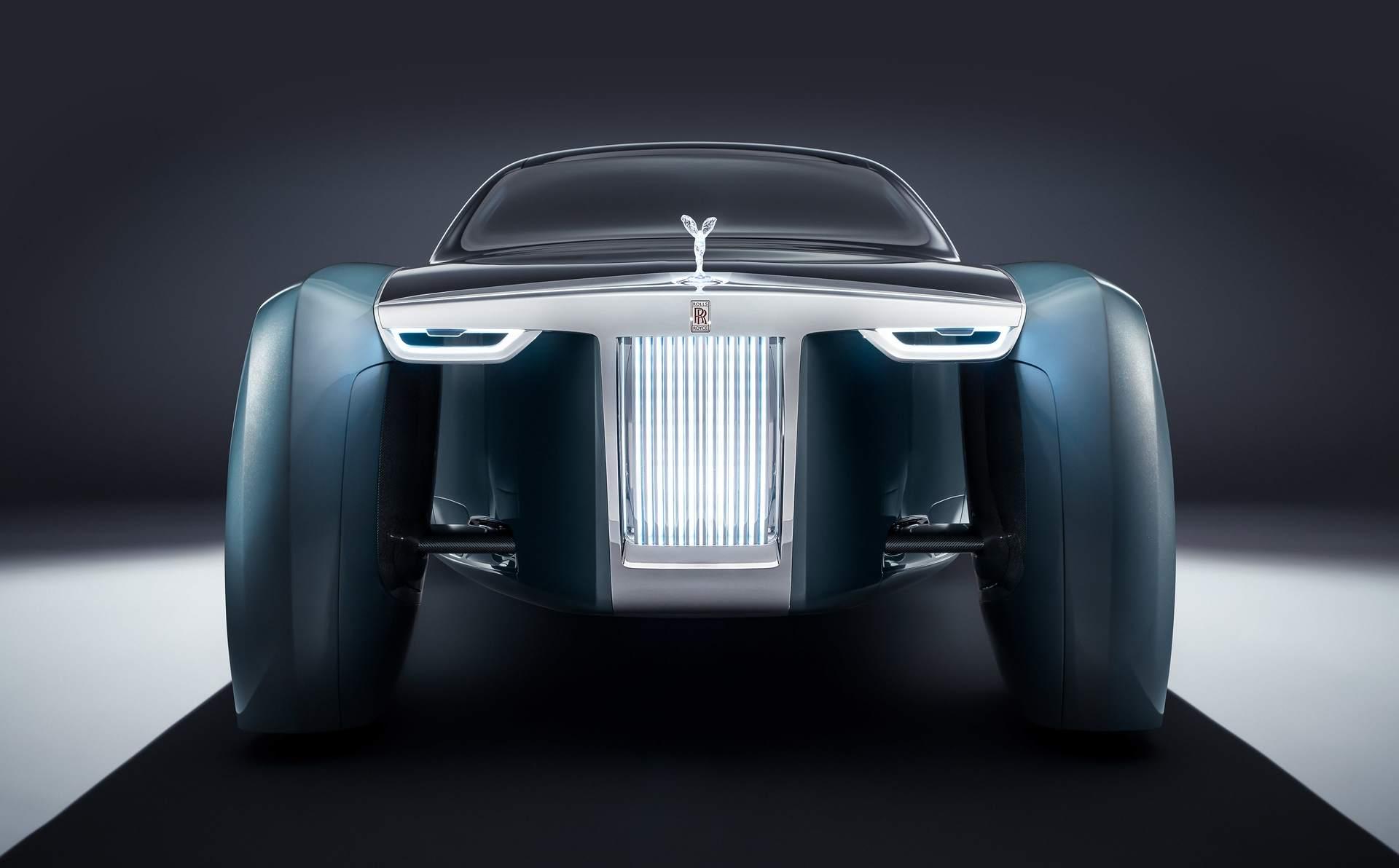 Rolls-Royce, l'elettrico arriverà, anzi c'è già stato