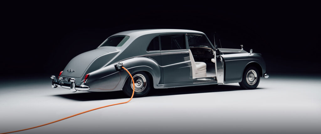 Rolls-Royce Phantom V Lunaz