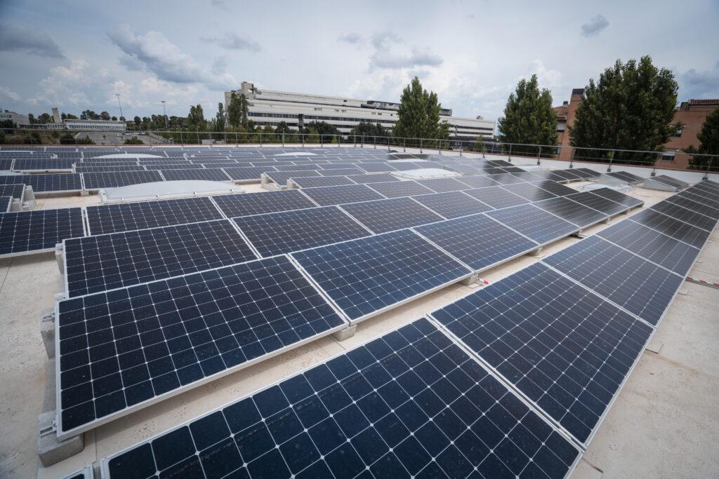 Pannelli fotovoltaici tetto Toyota