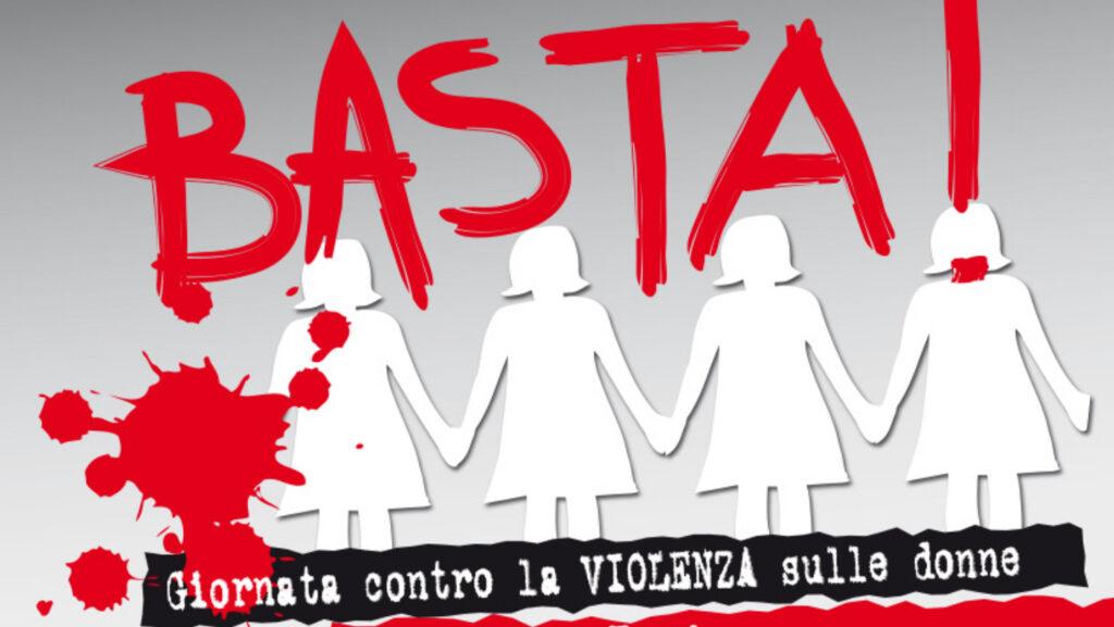 Basta Violenza sulle donne 2020