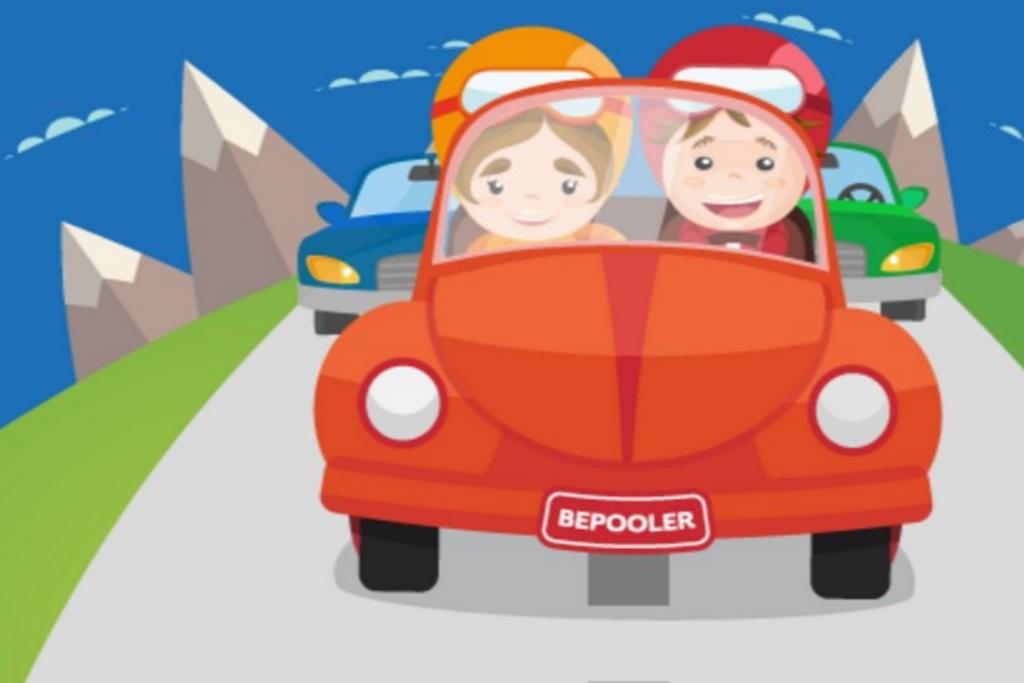 Carpooling BePooler