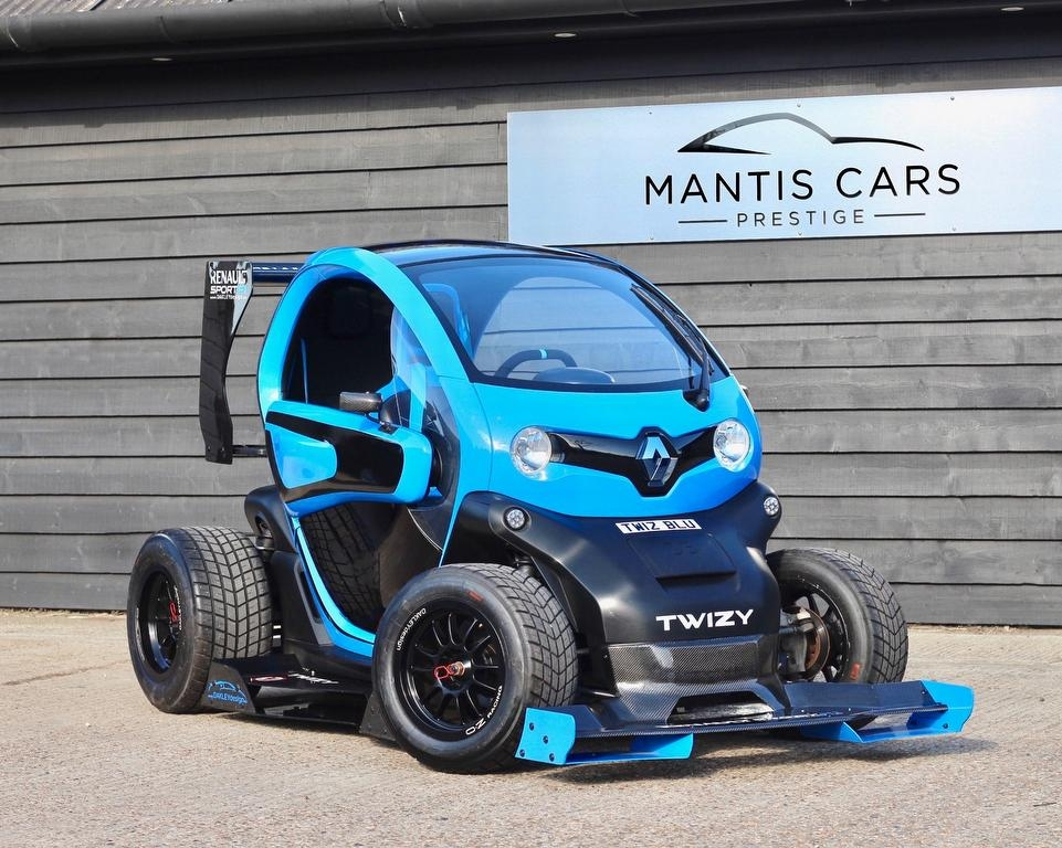Renault Twizy F Oakley Design Mantis Cars UK