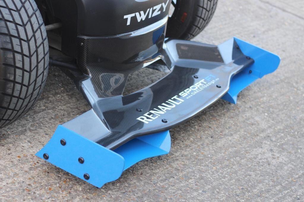 Renault Twizy F1 Spoiler anteriore