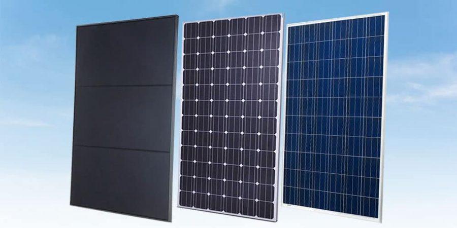 Pannelli fotovoltaici silicio monocristallino policristallino film sottile
