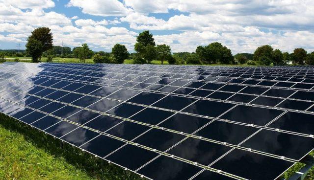 Pannelli fotovoltaici film sottile silicio amorfo
