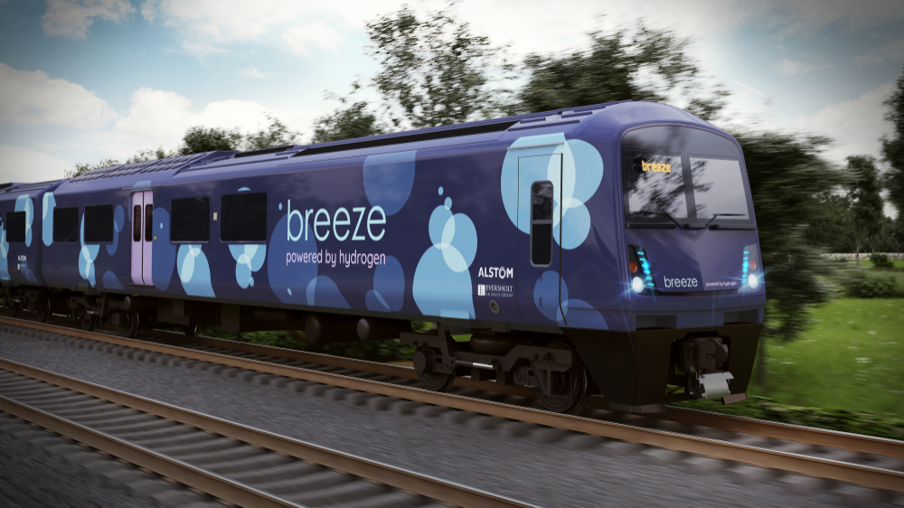 Alstom Breeze