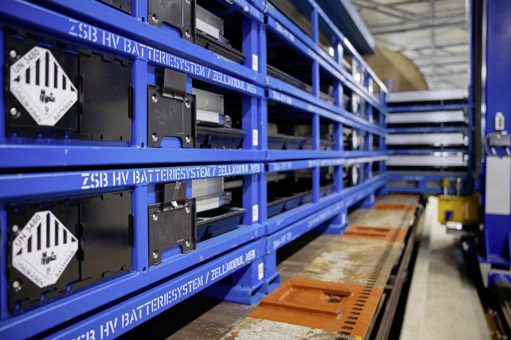 Volkswagen, 11.000 tonnellate di CO2 in meno dal sistema logistico per le batterie di ID.3 e ID.4