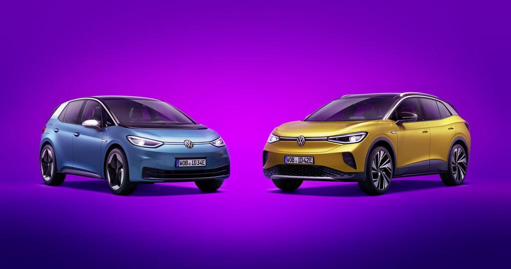 Volkswagen ID.3 & ID.4