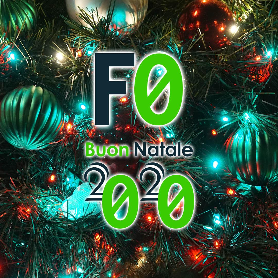 Buon Natale da FabioOrecchini.it – Obiettivo Zero Emissioni