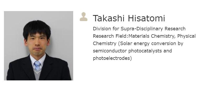 Takashi Hisatomi