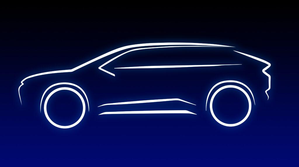 Toyota Suv elettrico 2021