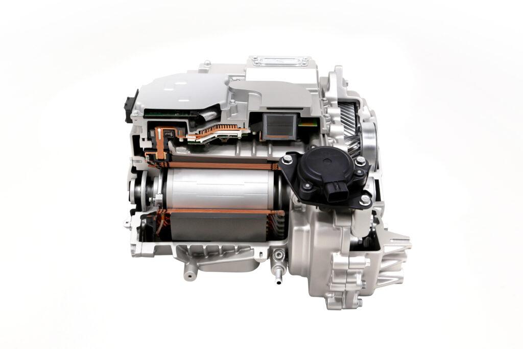 Modulo elettrico Hyundai E-GMP