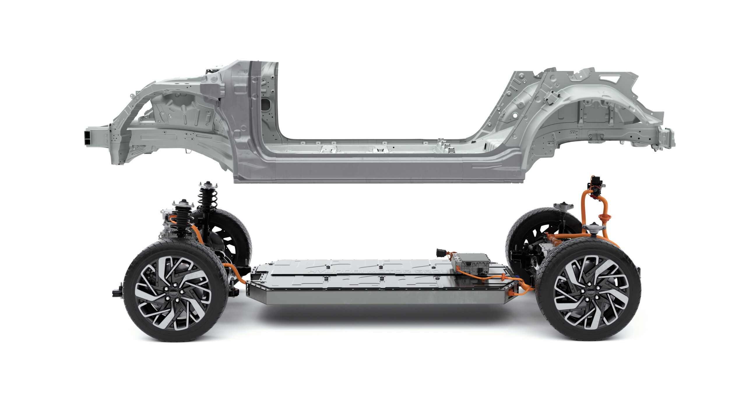 Hyundai E-GMP, ecco la base tecnologica di Kia e Hyundai elettriche del futuro
