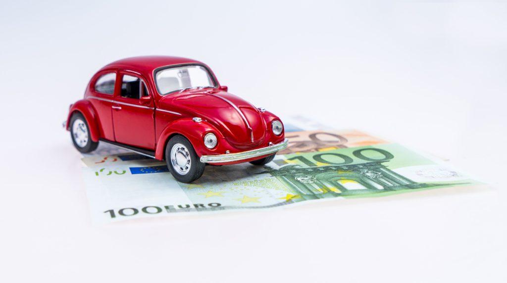 Maggiolino ed euro