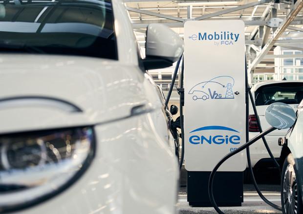 Il Vehicle-to-grid di Fca ed Engie si aggiudica 25 MW nell'asta Terna per l'ingresso delle batterie nella rete elettrica nazionale