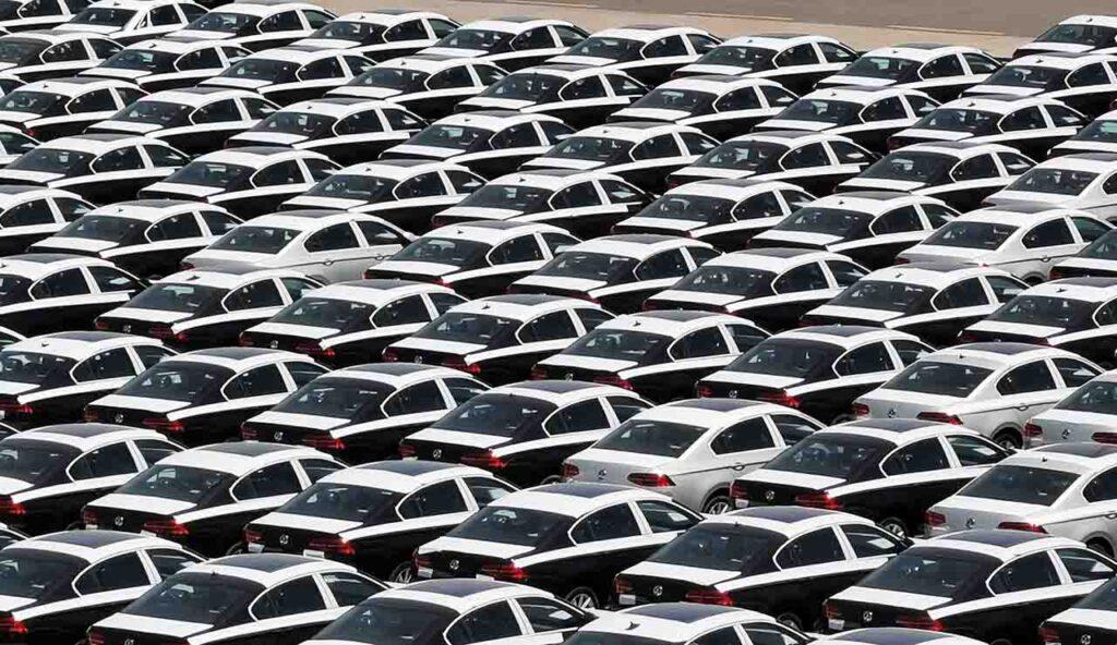 Piazzale auto