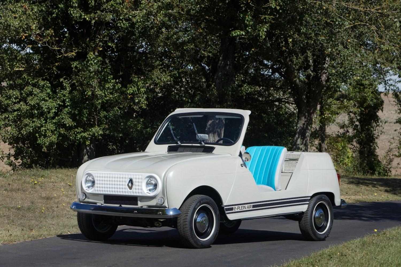 Renault 4 elettrica, inizia così il futuro vintage del marchio