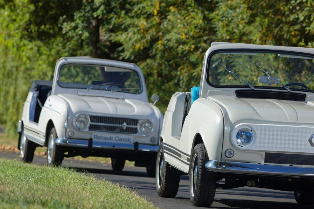 Renault 4 e-plein air e classica