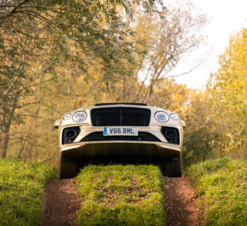 Bentley, il lusso è essere carbon neutral dal 2030