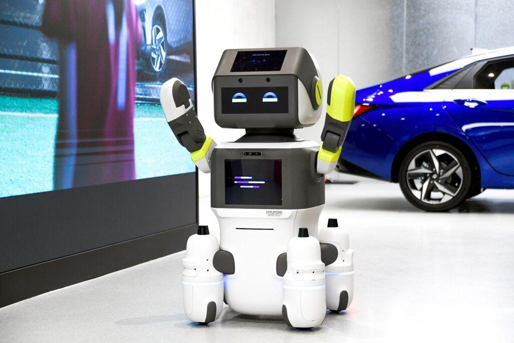 Robot Hyundai DAL-e