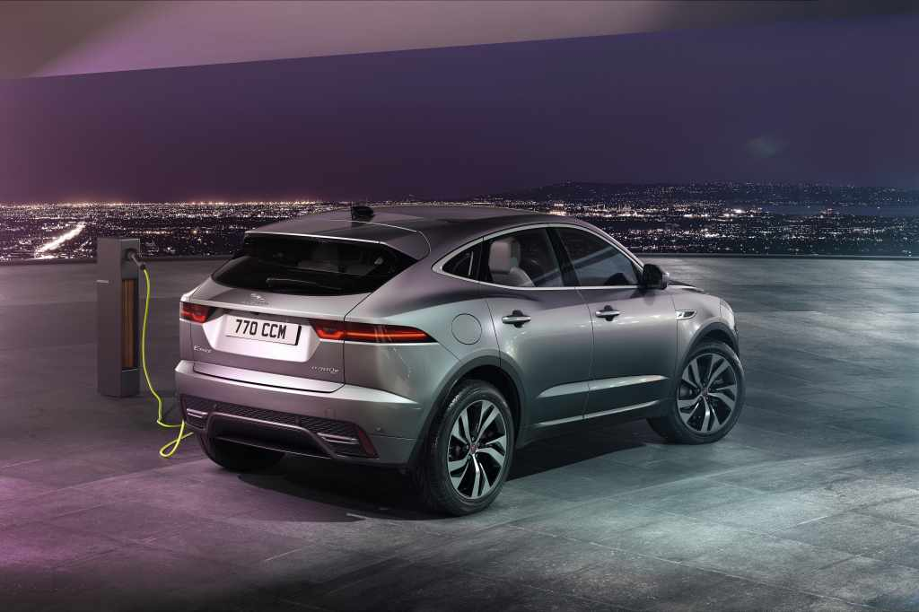 Jaguar E-Pace Phev ricarica posteriore