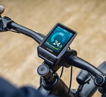 Bosch E-Bike Nyon, al computer da bici l'Innovation Award CES 2021