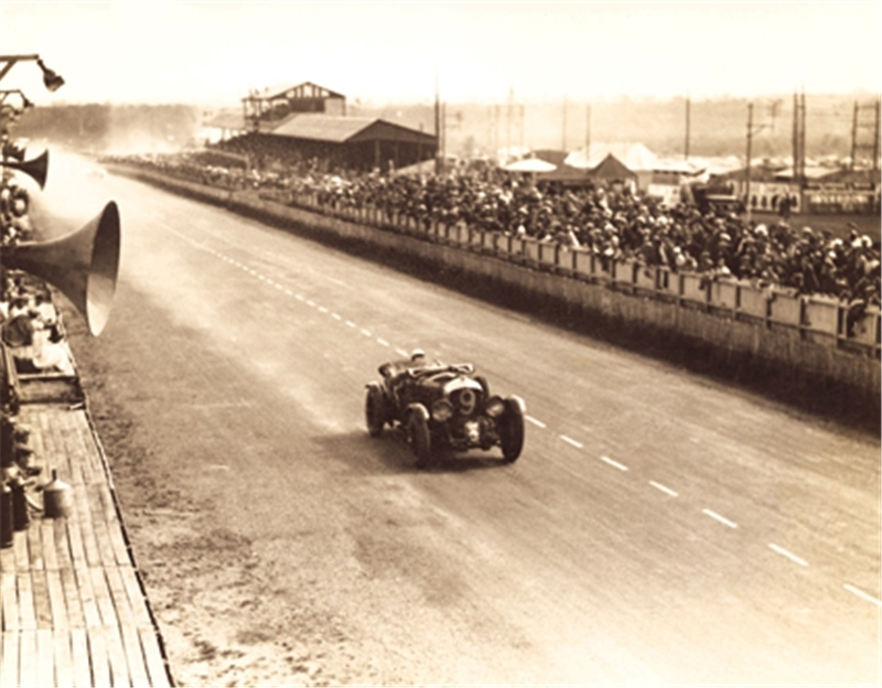 Bentley Le Mans 1930