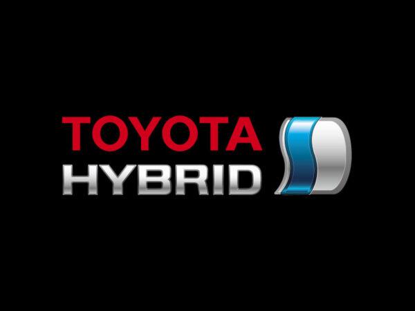 Logo Toyota Hybrid