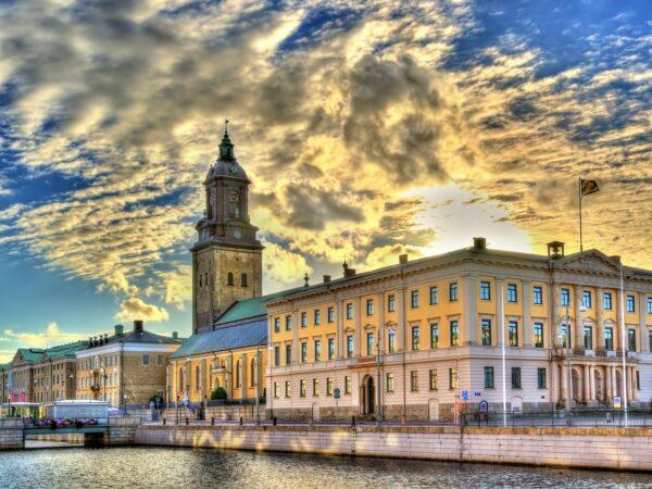 Municipio città di Göteborg