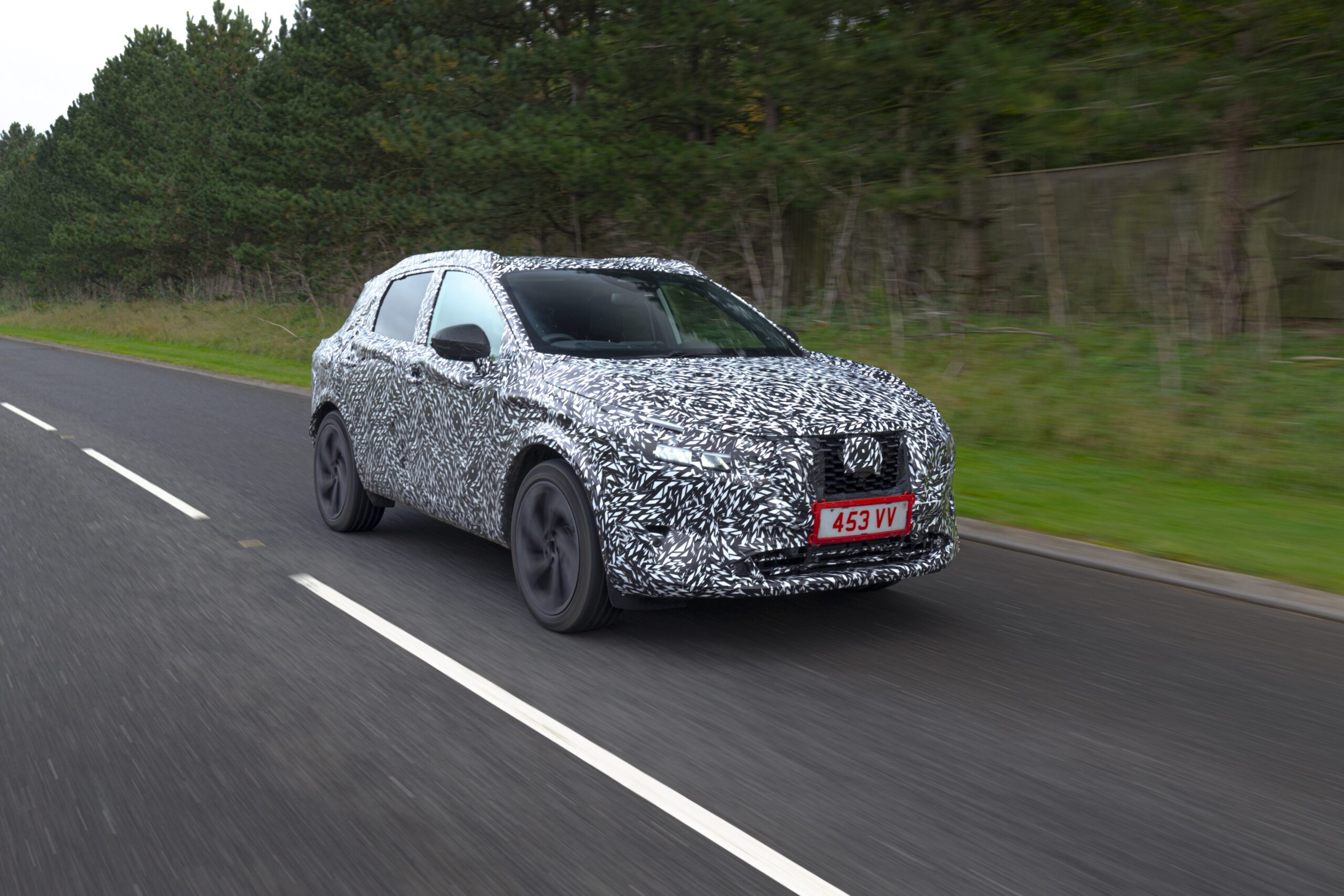 Nissan e-Power, l'ibrido serie debutta in Europa sul nuovo Qashqai