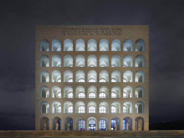 Palazzo della Civiltà Italiana Colosseo Quadrato