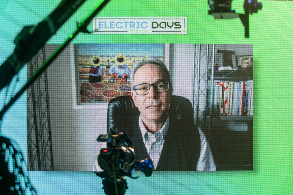 Video led intervista FO Electric Days
