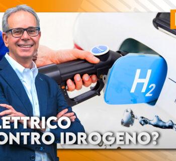 Elettrico contro idrogeno? La mia opinione a Electric Days