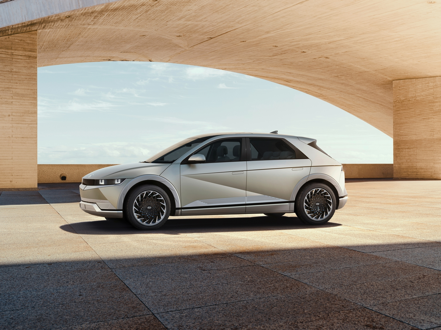 Ioniq 5, l'elettrica Hyundai nata per diventare una stella